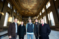 The Painted Hall, Nov 30